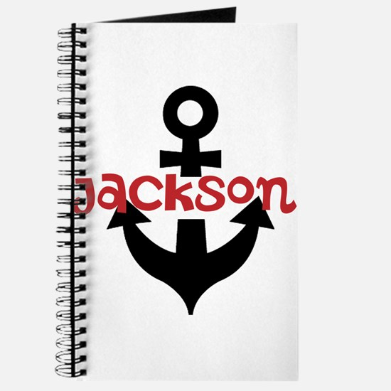Personalized Cruise Anchor Journal