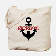 Personalized Cruise Anchor Tote Bag