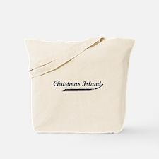 Christmas Island Flanger Tote Bag