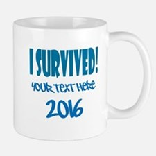 Custom I Survived Mug