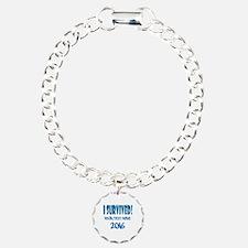 Custom I Survived Bracelet