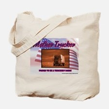 Mother Trucker Tote Bag