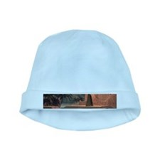 Awesome temple baby hat