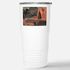 Awesome temple Travel Mug