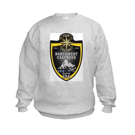 STAR Chapter 154 Kids Sweatshirt