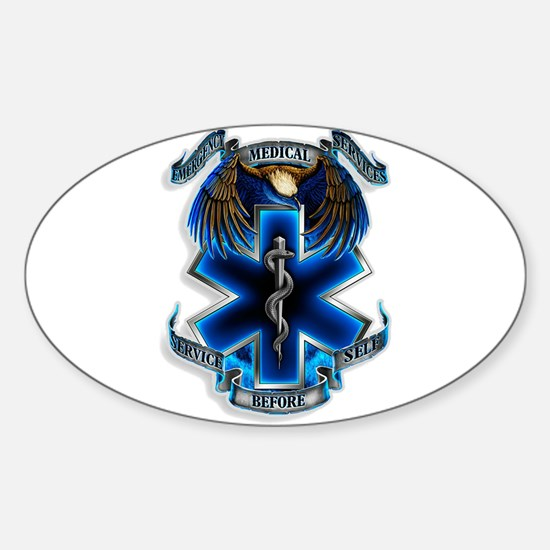 Emergency Medical Service Decal