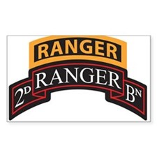 Funny 3rd ranger battalion Decal