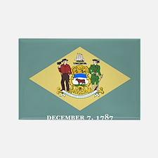 Delaware State Flag Magnets