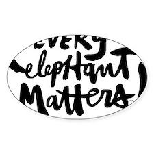 Cute Elephants Decal