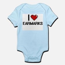 I love EARMARKS Body Suit