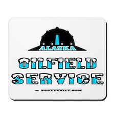 Alaska Oilfield Service Mousepad
