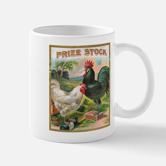 Unique Chickens Mug