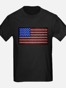 American Jeep Flag T-Shirt