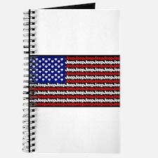 American Jeep Flag Journal