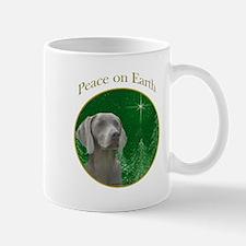 Weimaraner Peace Mug
