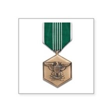 "Cool Us military medals Square Sticker 3"" x 3"""