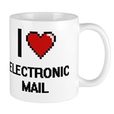 Unique I love email Mug
