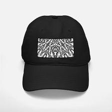 Tribal Shaman DMT Black White Baseball Hat