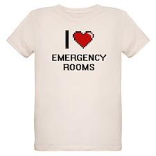 I love EMERGENCY ROOMS T-Shirt