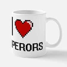Cute Emperors club Mug