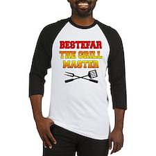 Bestefar The Grill Master Baseball Jersey