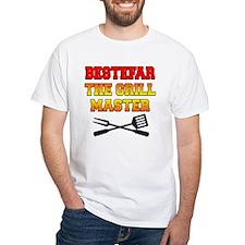 Bestefar The Grill Master T-Shirt