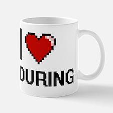 Unique Brave heart care bear Mug