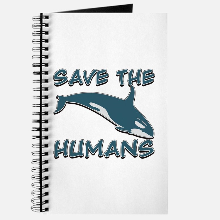 Save the Humans Journal