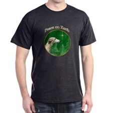 Whippet Peace T-Shirt