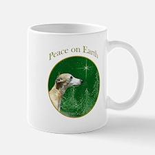 Whippet Peace Mug