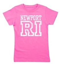 Cute I love newport Girl's Tee