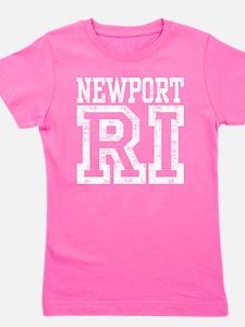 Cute I love newport Girl's Tee