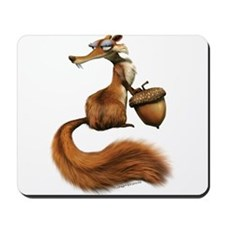 Ice Age Squirrel Mousepad