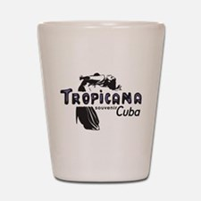 Tropicana Club, Cuba Shot Glass