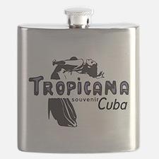 Tropicana Club, Cuba Flask
