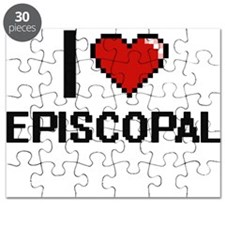 I love EPISCOPAL Puzzle