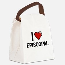 I love EPISCOPAL Canvas Lunch Bag