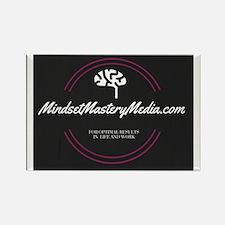 MindsetMasteryMedia.com Logo Magnets