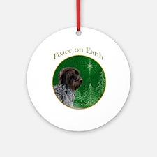 WPG Peace Ornament (Round)