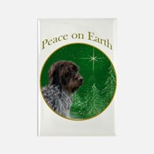 WPG Peace Rectangle Magnet