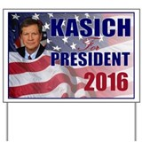 John kasich Yard Signs
