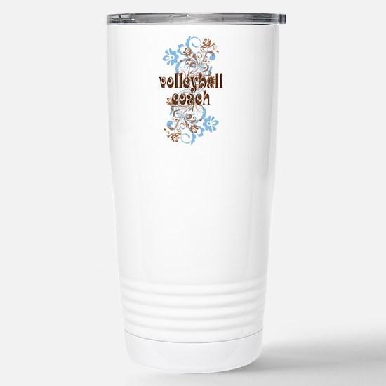 Volleyball Coach Pretty Gift Mugs