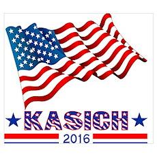 Wow John Kasich! Poster