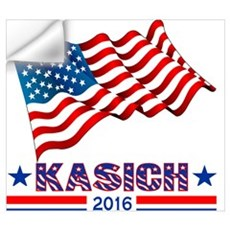 Wow John Kasich! Wall Decal