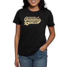 Great Grandma Est. 2016 Tee