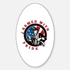 Armed Pride Decal