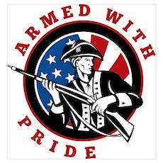 Armed Pride Poster