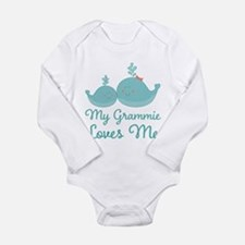 My Grammie Loves Me Baby Suit