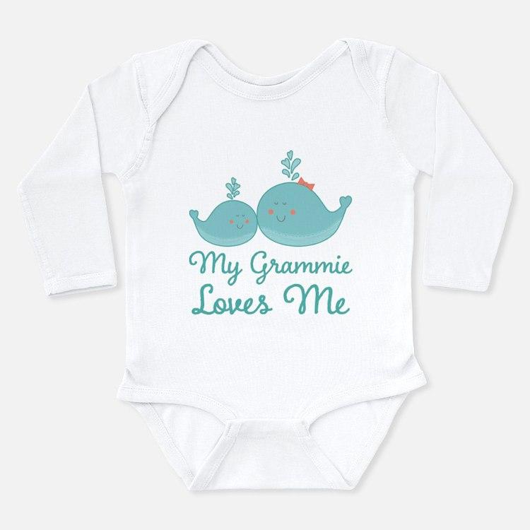My Grammie Loves Me Baby Suit