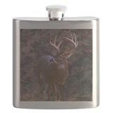 Deer hunter Flask Bottles